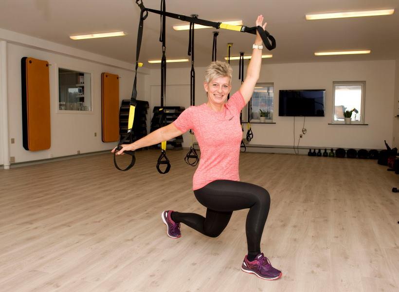 Bolette Graven sundheds-coach og personlig træner
