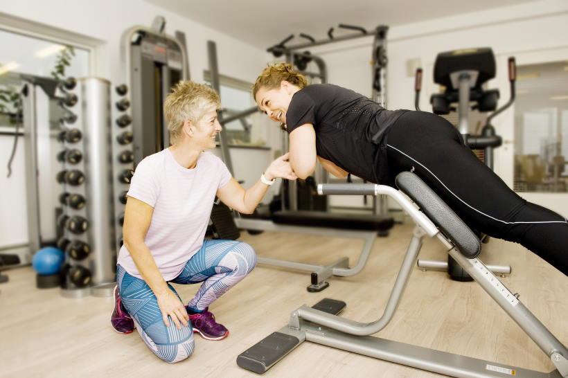 Personlig træning i Birkerød med Bolette Graven